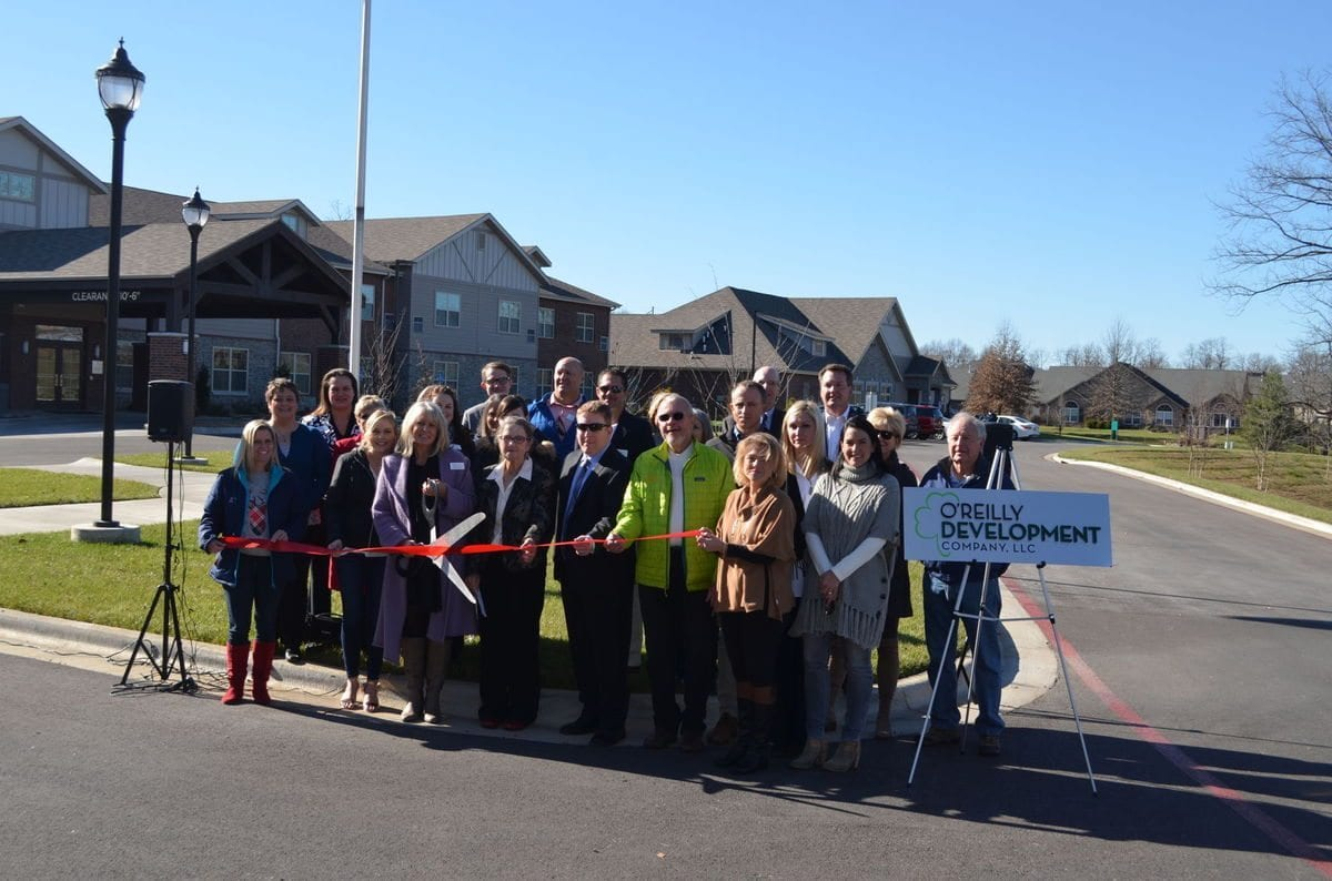 The Castlewood Brings Luxury To Assisted Living