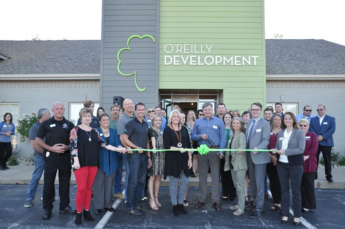 O'Reilly Companies Celebrates Grand Opening & Ribbon Cutting