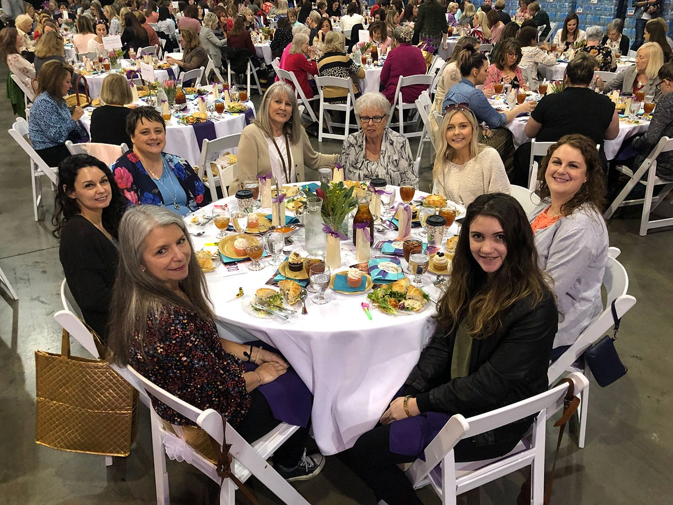 O'Reilly Companies Sponsor Convoy of Hope Luncheon